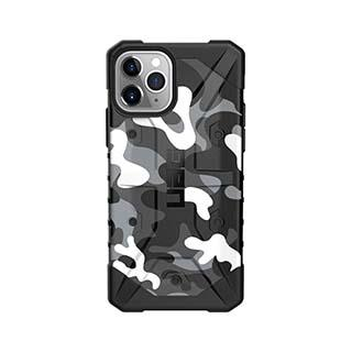 Case - UAG White/Grey (Arctic Camo) Pathfinder SE Case For IPhone 11 Pro