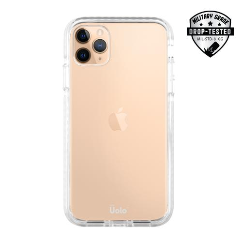 Case - Uolo Soul POP Clear Case For IPhone 11 Pro