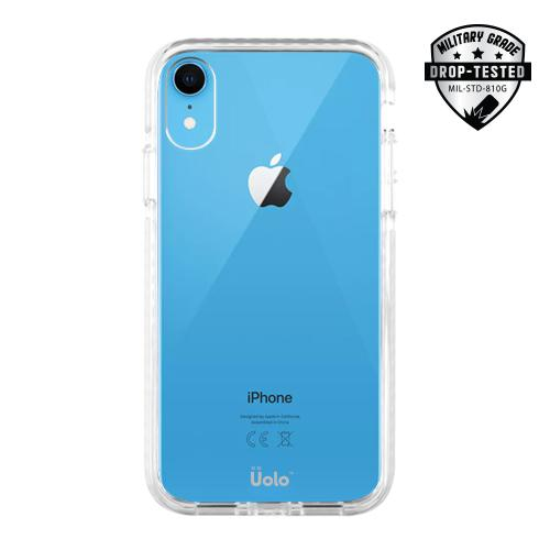 Case - Uolo Soul POP Clear Case For IPhone XR
