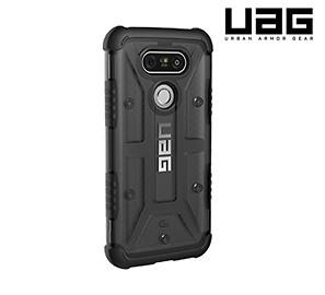 Case - Urban Armor Gear Composite Case (Ash/Black)  For LG G5