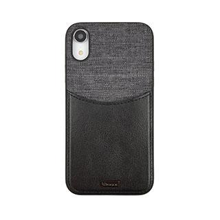 Case - Uunique Black/Grey Reflect Pocket Case For IPhone XR