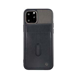 Case - Uunique Grey/Black Westminster Flip Pocket Case For IPhone 11 Pro