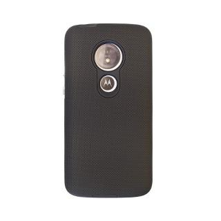 Case - Xqisit Black Armet Protective Case For Motorola Moto E5 Play