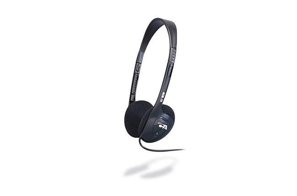 Headset - Cyber Acoustics Lightweight PC/Audio Stereo Headphone (CLEARANCE)