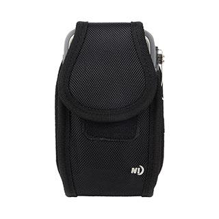 Holster - Universal Nite Ize Black Rugged Clip Case Cargo Double Wide