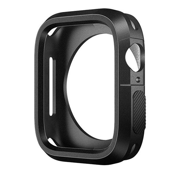 MYBAT Black And Black Candy Skin Cover (with Package) For APPLE Watch Series 5 40mm