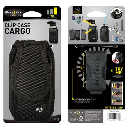 Nite Ize Tall Swivel Clip Holster Cargo Case