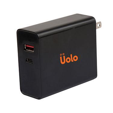 Plug - Uolo Volt 39W PD Wall Charger With 12W Smart USB A Port