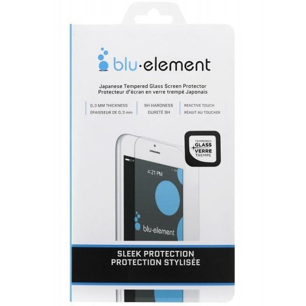 Screen Protector - Blu Element Tempered Glass Screen Protector For Motorola Moto G5 Plus