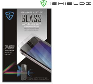 Screen Protector - IShieldz Anti-Blue Light Tempered Glass Screen Protector For Samsung Galaxy S6