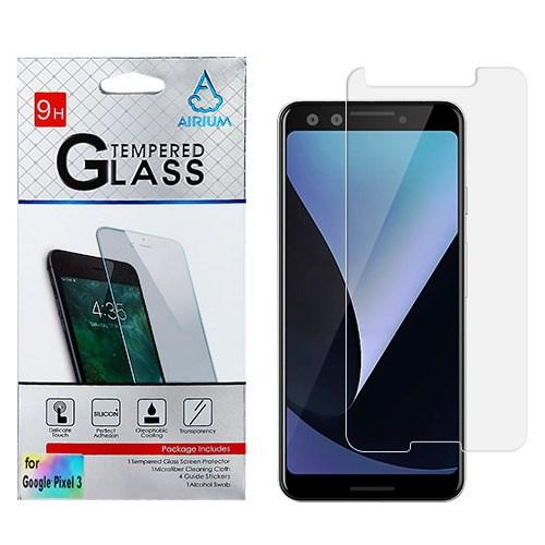 Screen Protector - MYBAT (2.5D) Tempered Glass Screen Protector For Google Pixel 3