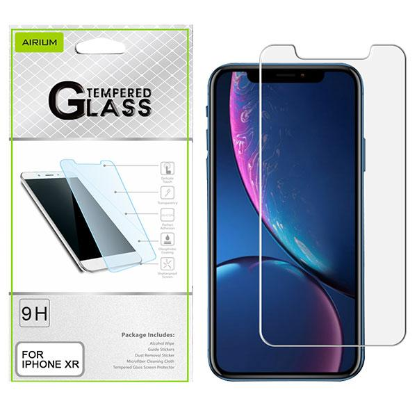 Screen Protector - MYBAT (2.5D) Tempered Glass Screen Protector For IPhone 11, IPhone XR