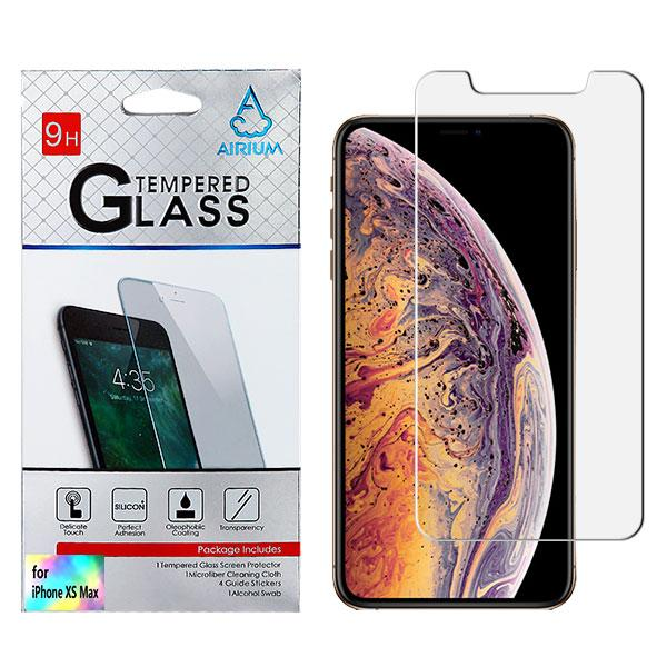 Screen Protector - MYBAT (2.5D) Tempered Glass Screen Protector For IPhone 11 Pro Max, IPhone XS Max