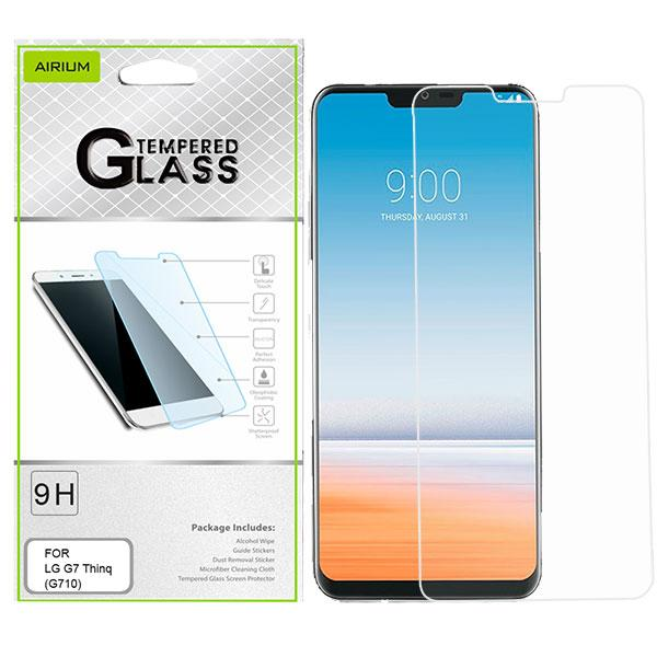 Screen Protector - MYBAT (2.5D) Tempered Glass Screen Protector For LG G7 ThinQ