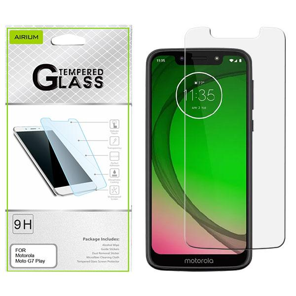 Screen Protector - MYBAT (2.5D) Tempered Glass Screen Protector For Motorola Moto G7 Play