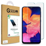 Screen Protector - MYBAT (2.5D) Tempered Glass Screen Protector For Samsung Galaxy A10e