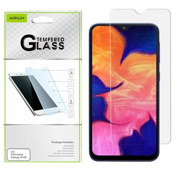 Screen Protector - MYBAT (2.5D) Tempered Glass Screen Protector Samsung Galaxy A10e