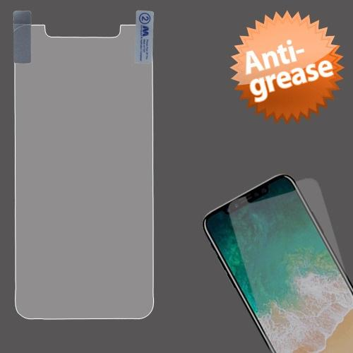 Screen Protector - MYBAT (Clear) Anti-grease LCD Screen Protector For IPhone X, IPhone XS, IPhone 11 Pro