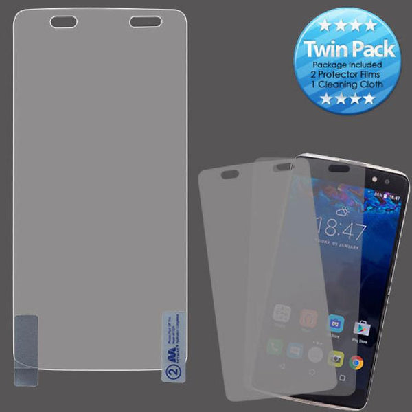 Screen Protector - MYBAT Screen Protector For BlackBerry DTEK60 (Twin Pack)