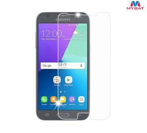 Screen Protector - MYBAT Tempered Glass Screen Protector For Samsung Galaxy J3 Prime, Galaxy J3 (2017)