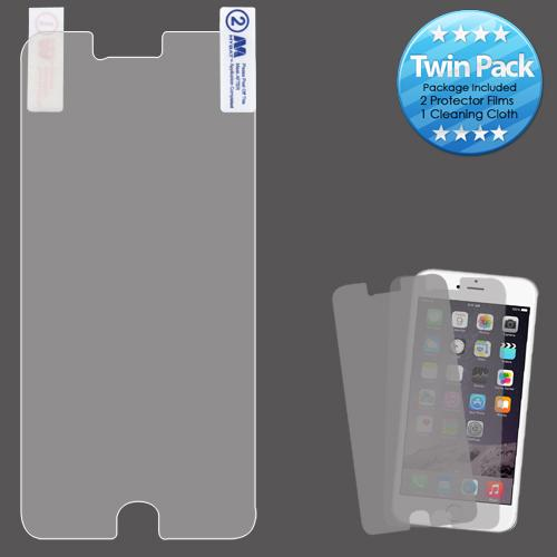 Screen Protector - MYBAT (Twin Pack) Screen Protector For IPhone 6 Plus, IPhone 6S Plus