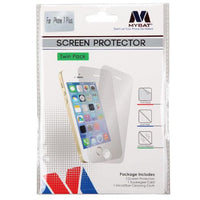 Screen Protector - MYBAT (Twin Pack) Screen Protector For IPhone 7 Plus, IPhone 8 Plus