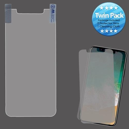 Screen Protector - MYBAT (Twin Pack) Screen Protector For IPhone X, IPhone XS, IPhone 11 Pro