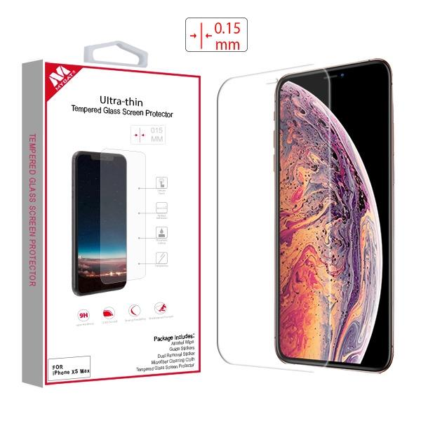 Screen Protector - MYBAT Ultra-thin (2.5D) (Thickness:0.15mm) Tempered Glass Screen Protector For IPhone 11 Pro Max, IPhone XS Max
