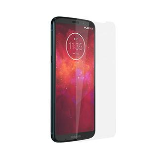 Screen Protector - Naztech Premium 2.5D HD Tempered Glass Screen Protector For Motorola Moto Z3 Play