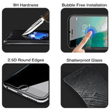 Screen Protector - Tempered Glass Screen Protector For IPhone XR