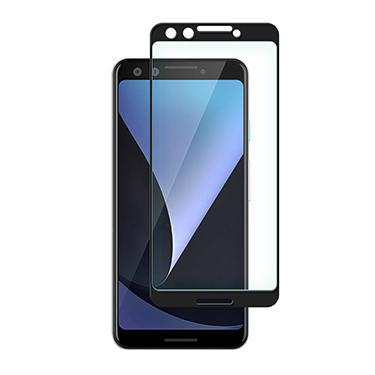 Screen Protector - Uolo Shield 3D (Case Friendly) Tempered Glass Screen Protector For Google Pixel 3