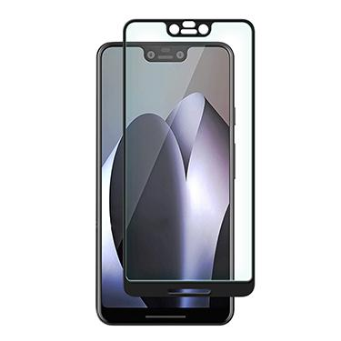 Screen Protector - Uolo Shield 3D (Case Friendly)  Tempered Glass Screen Protector For Google Pixel 3 XL