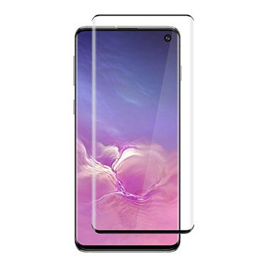 Screen Protector - Uolo Shield 3D (Case Friendly) Tempered Glass Screen Protector For Samsung Galaxy S10