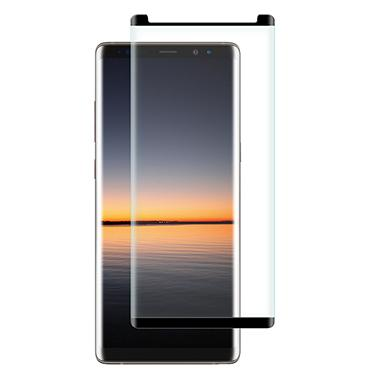 Screen Protector - Uolo Shield 3D Tempered Glass Screen Protector For Samsung Galaxy Note 9