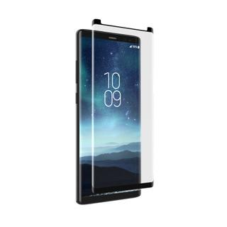 Screen Protector - ZAGG Black InvisibleShield CURVE Case Friendly Glass Screen Protector For Samsung Galaxy Note 8