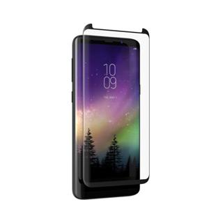 Screen Protector - ZAGG InvisibleShield CURVE ELITE Case Friendly (Black) Screen Protector For Samsung Galaxy S9 Plus