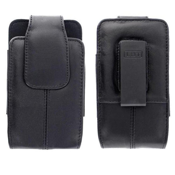 Smartphone Experts Leather Swivel Holster For Galaxy Core LTE