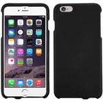 Smartphone Experts Protective Case (Black) For IPhone 6S Plus, IPhone 6 Plus