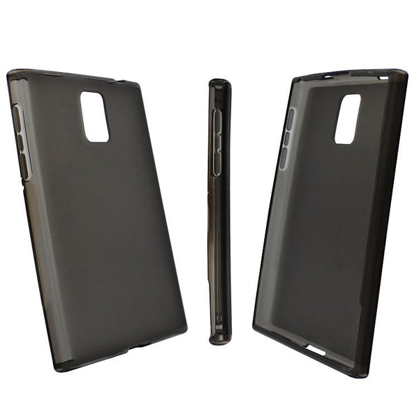 Smartphone Experts TPU Case (Black)  For BlackBerry Passport