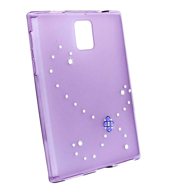 Smartphone Experts TPU Case Decorated With SWAROVSKI Elements For Passport