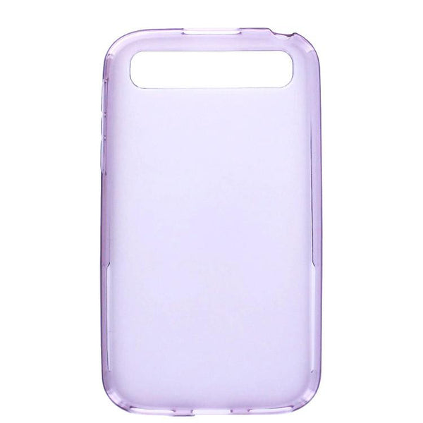 Smartphone Experts TPU Case (Light Purple) For BlackBerry Classic