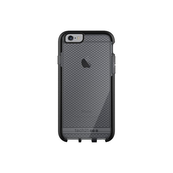 Tech 21 Evo Check Case (Smokey/Black) For IPhone 6 Plus, IPhone 6S Plus