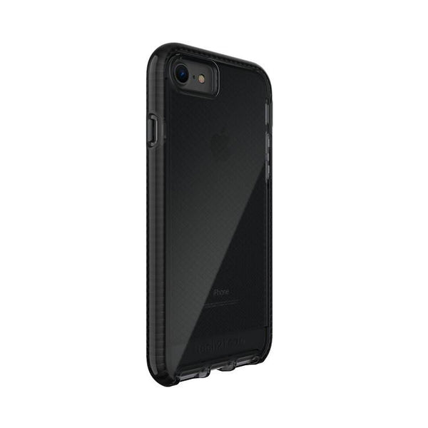 Tech 21 Evo Check Case (Smokey/Black) For IPhone 7, IPhone 8