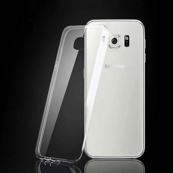 TPU Transparent Skin Case For Samsung Galaxy S6