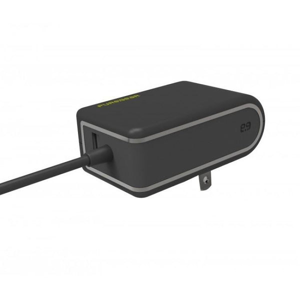 Type-c - Puregear 61300PG Wall Charger USB Type-C 4.8A (Black)