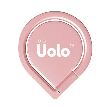 Uolo Pink Ring Smartphone Holder & Kickstand
