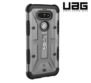 Urban Armor Gear Composite Case (Ice/Black) (Maverick) Or LG G5