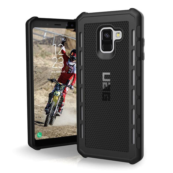 Urban Armor Gear Outback Case (Black) For Samsung Galaxy A8 (2018)