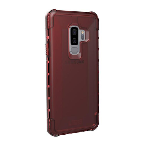 Urban Armor Gear Plyo Series Case (Red/Black) (Crimson) For Samsung Galaxy S9 Plus