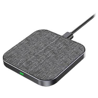 Wireless Charging - Uolo Volt 15W Qi Fast Wireless Charging Pad With QC 3.0 Wall Charger
